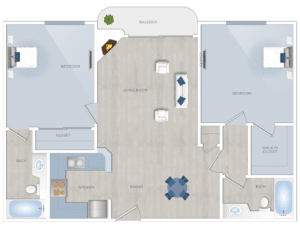 two bedroom Apartments for Rent in Burbank